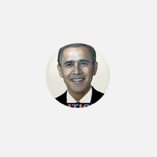 George_obama.png Mini Button (10 pack)