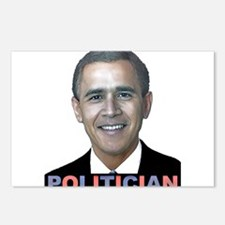 George_obama.png Postcards (Package of 8)
