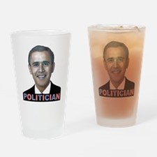 George_obama.png Drinking Glass