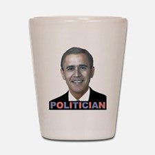 George_obama.png Shot Glass