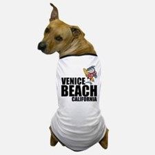Venice Beach, California Dog T-Shirt