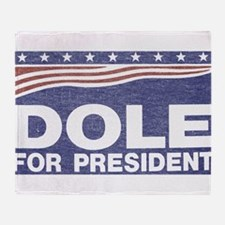 Dole.png Throw Blanket