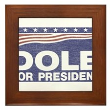 Dole.png Framed Tile