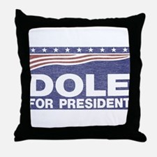 Dole.png Throw Pillow
