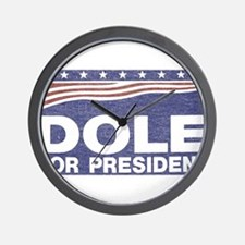 Dole.png Wall Clock