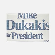 MikeDukakis.png Rectangle Magnet