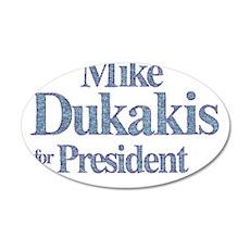 MikeDukakis.png Wall Decal