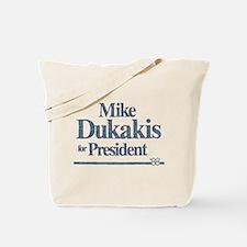 MikeDukakis.png Tote Bag