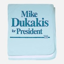 MikeDukakis.png baby blanket
