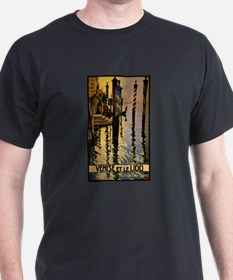 Vintage Venice Italy Travel T-Shirt