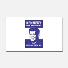 kennedy.png Car Magnet 20 x 12