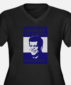kennedy.png Plus Size T-Shirt