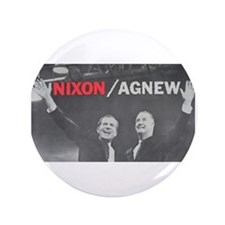"""nixonagnew.png 3.5"""" Button (100 pack)"""