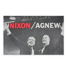 nixonagnew.png Postcards (Package of 8)