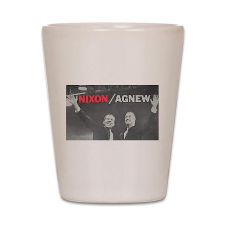 nixonagnew.png Shot Glass