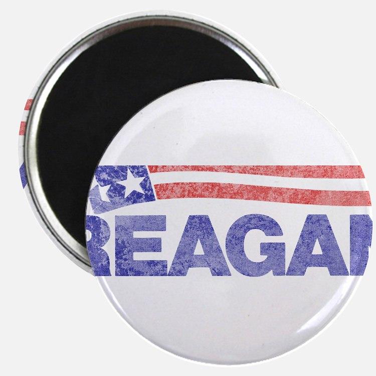 "fadedronaldreagan1976.png 2.25"" Magnet (100 pack)"