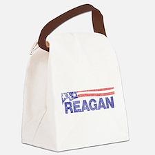 fadedronaldreagan1976.png Canvas Lunch Bag
