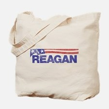 fadedronaldreagan1976.png Tote Bag