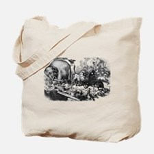 NastRepublicanElephant.png Tote Bag