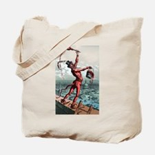 paint_the_town_red.png Tote Bag