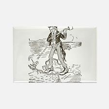 1895NicaraguaCanalCartoon.png Rectangle Magnet