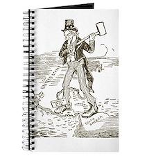 1895NicaraguaCanalCartoon.png Journal
