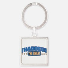 The Great Thaddeus Keychains