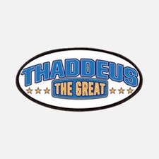 The Great Thaddeus Patches