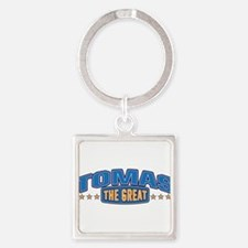 The Great Tomas Keychains
