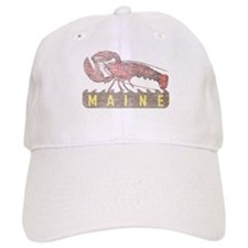 Vintage Maine Lobster Baseball Cap