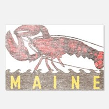 Vintage Maine Lobster Postcards (Package of 8)