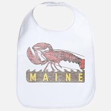 Vintage Maine Lobster Bib
