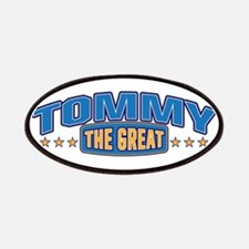 The Great Tommy Patches