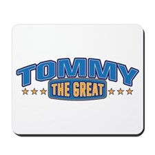 The Great Tommy Mousepad
