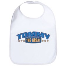 The Great Tommy Bib