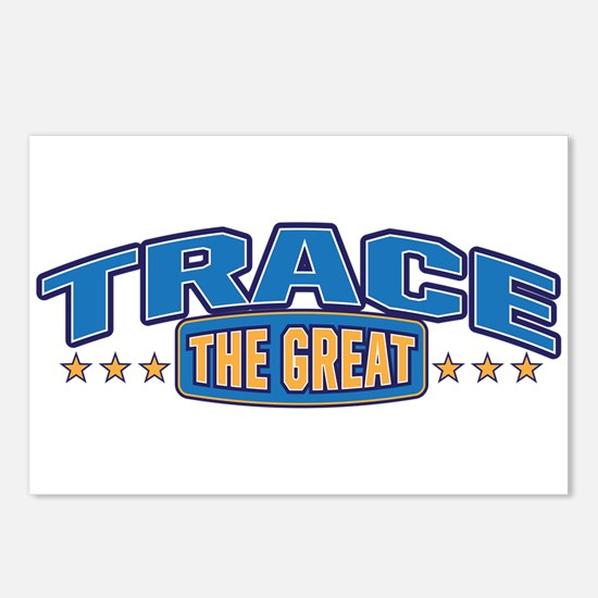 The Great Trace Postcards (Package of 8)