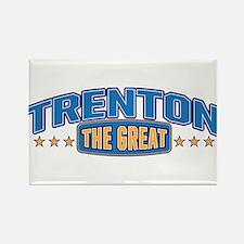 The Great Trenton Rectangle Magnet