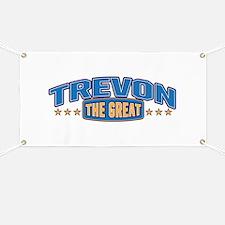 The Great Trevon Banner