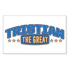 The Great Tristian Decal