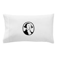 George Washington Portrait Pillow Case
