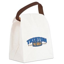 The Great Triston Canvas Lunch Bag