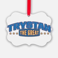 The Great Trystan Ornament
