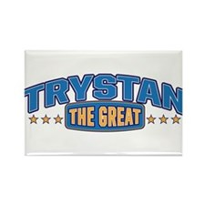The Great Trystan Rectangle Magnet