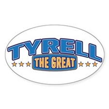 The Great Tyrell Decal