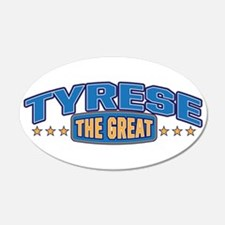 The Great Tyrese Wall Decal