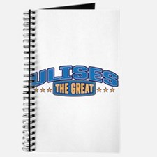 The Great Ulises Journal