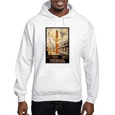 Vintage Vicenza Italy Travel Hoodie