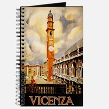 Vintage Vicenza Italy Travel Journal
