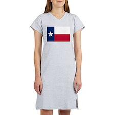 Texas Flag Women's Nightshirt