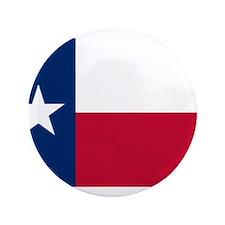 """Texas Flag 3.5"""" Button"""